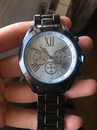 e87090e3b15b Reloj de plata hombre de segunda mano en Madrid en WALLAPOP
