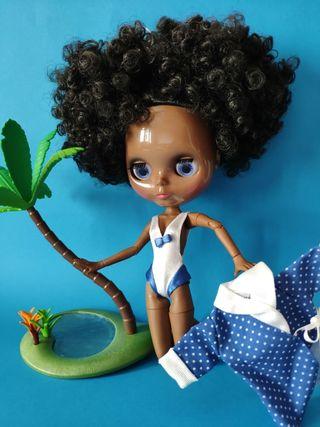 Conjunto muñeca Blythe