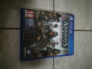 ASSASSINS CREED SYNDICATE PARA PS4!