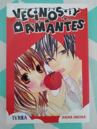 Manga Vecinos y amantes (nana shiiba)