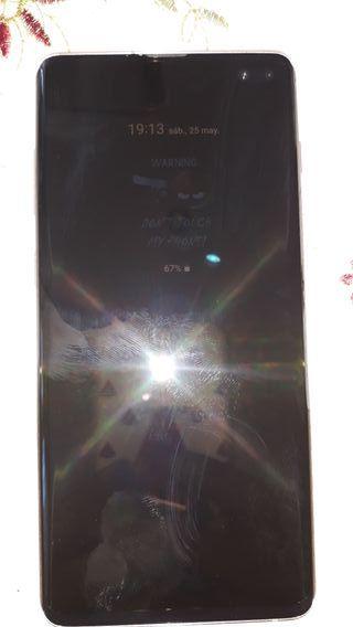 Samsung s10+ 128 gigas