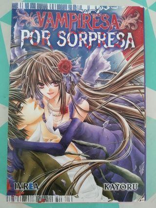 Manga Vampiresa por sorpresa (kayoru)