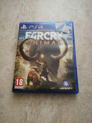 FARCRY PRIMAL PARA PS4!