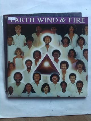 EARTH WIND & FIRE FACES LP