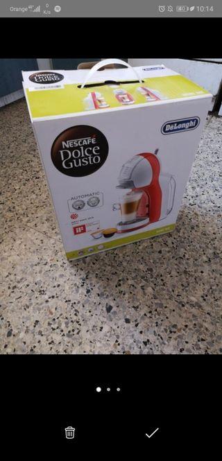 Cafetera Nescafé Dolce Gusto Mini Me Automática