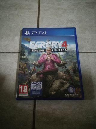 FARCRY 4 PARA PS4!