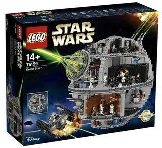 Lego Star Wars 75159 Estrella muerte _ Death Star