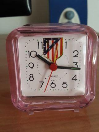 reloj del athletic