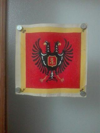 Acuarela Legion. Epoca de Franco. Unica.