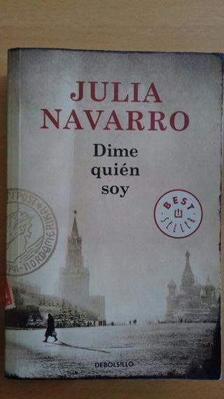 Libro Julia Navarro