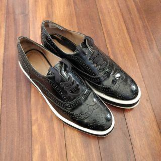 Zapatos Oxford (talla 39)