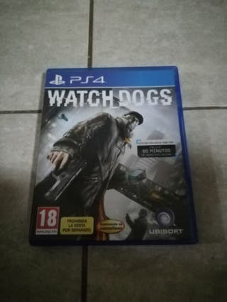 WATCH DOGS PARA PS4!