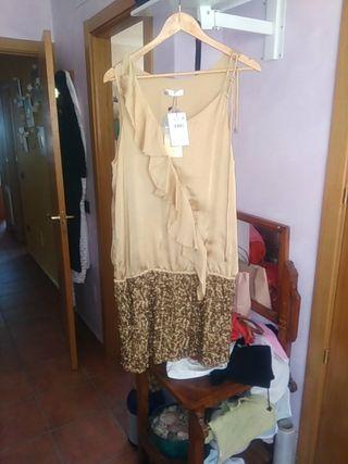 vestido de tintoreto
