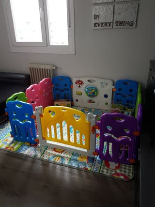 Corralito/ parque infantil