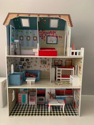 Casa de muñeca imaginarium juguete