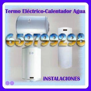 Termo Electrico Agua-Instalación