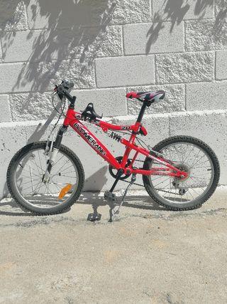 Bicleta Boomerang