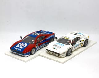 Lote 2 Ferrari (GTO) 308 GTB Scalextric