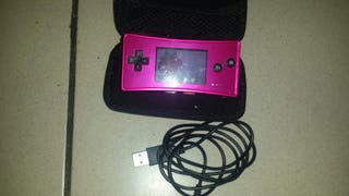 GAMEBOY MICRO COLOR PINK
