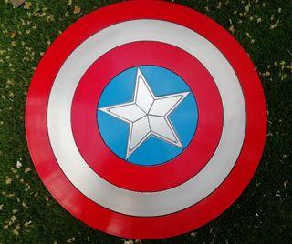 Escudo Capitán América. Réplica 1:1