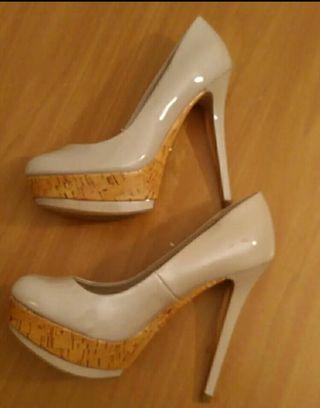 598a75cf7 Zapatos para mujer de segunda mano en Valencia en WALLAPOP