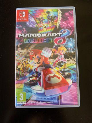 Mario Kart 8 Deluxe (Nintendo Swicht)