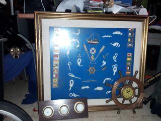 cuadros marineros