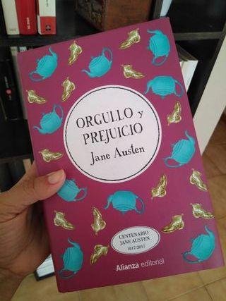 Orgullo y prejuicio de Jane Austen NUEVÍSIMO