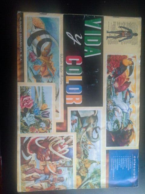 Album Vida y Color