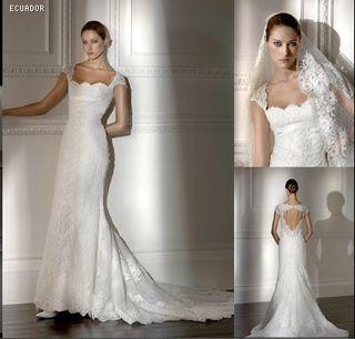 663a8a61e Vestido de novia de segunda mano en la provincia de Jaén en WALLAPOP