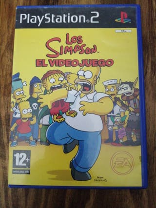 PlayStation 2 The Simpons