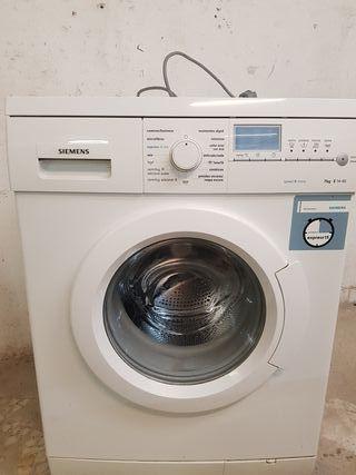 lavadora Siemens 7kg