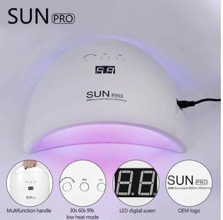 Lámpara UV LED para uñas