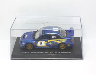 Subaru Impreza Richard Burns Campeón 2001 AutoArt