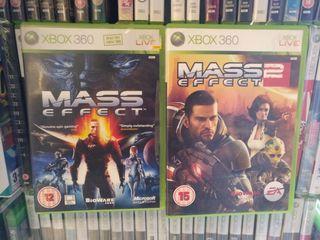 Mass effect 1-2