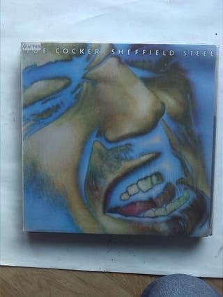 JOE COCKER SHEFFIELD STEEL LP