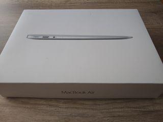 """Macbook Air - Cargador original nuevo y caja 13"""""""