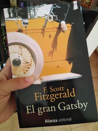 El gran Gatsby NUEVÍSIMO