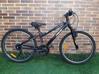 Bici aluminio 24 pulgadas