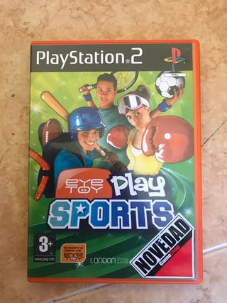 Eye toy play sport play 2