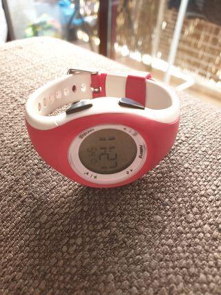 Reloj deportivo con cronómetro, running Kalenji