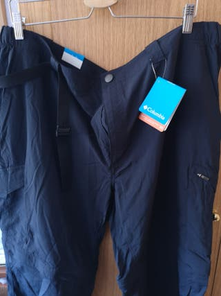 columbia 3 pantalones kestrel ridge nuevos