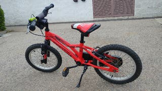 "Bicicleta Monty Sidney 103 16"""