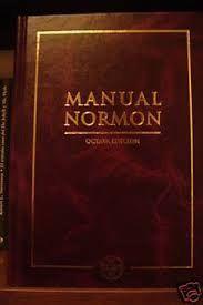 Manual Normon - Octava edición