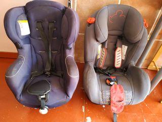 sillas bebe para coche grupo 1-2-3
