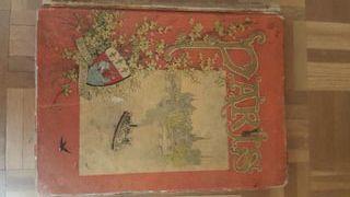 Libro ilustrado Paris