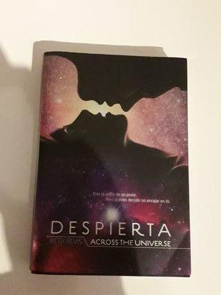 """libro """"despiesta"""""""