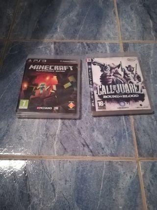 juego PS3 los dos 4er