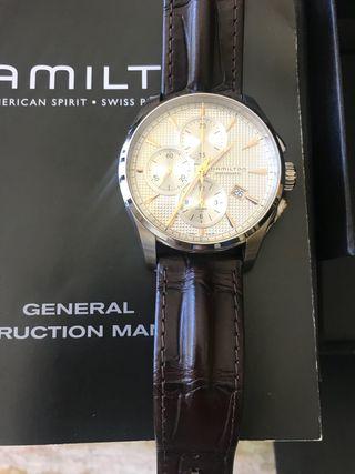 64ddc587db39 Reloj Hamilton de segunda mano en Las Rozas de Madrid en WALLAPOP
