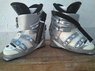 botas esquí Nordica esquiar 38/39